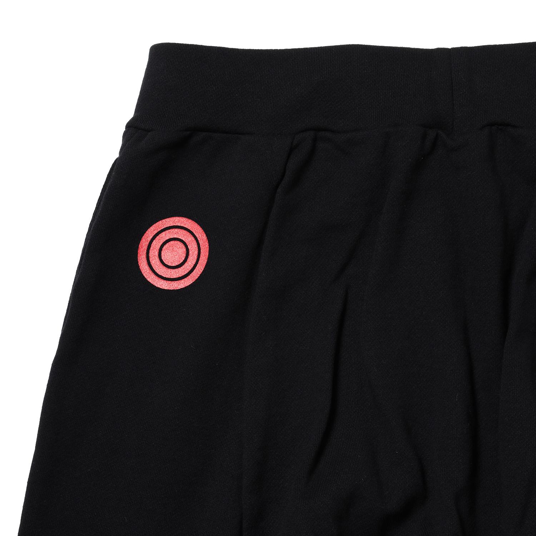 ADAMS Saruel Sweat Pants (BLACK)