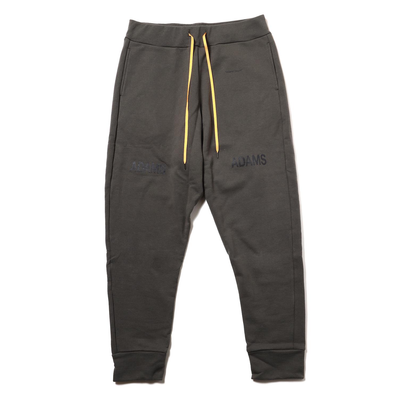 ADAMS Saruel Sweat Pants (DARK GREEN)