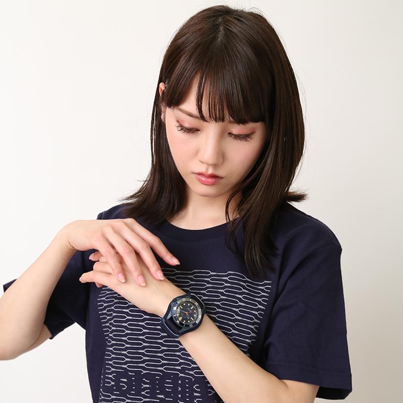 EVA BLK SUB Limited Edition Type KAWORU (ネイビー(KAWORU/Mark.06)