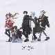 RADIO EVA Illustration T-Shirt (Mai Yoneyama) (WHITE)