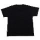 FILA Longinus T-Shirt EVANGELION LIMITED (BLACK)