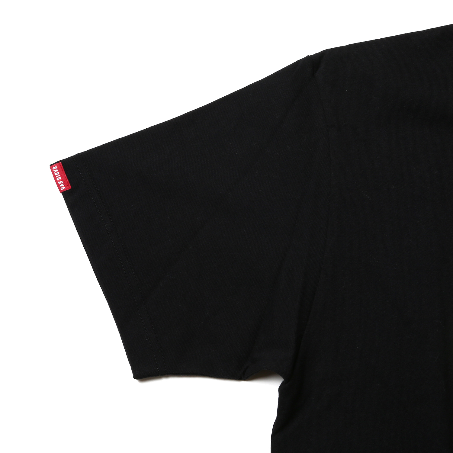 EVANGELION GRAPHIC T-Shirt by FILA (BLACK(エヴァンゲリオン 第13号機))