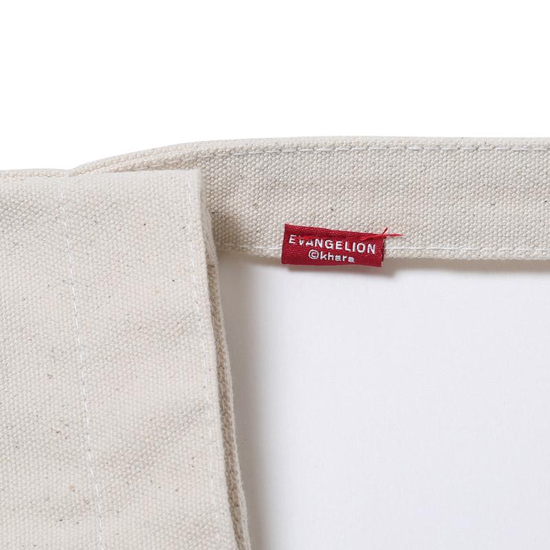 NEW EVANGELION Tote Bag (ナチュラル)