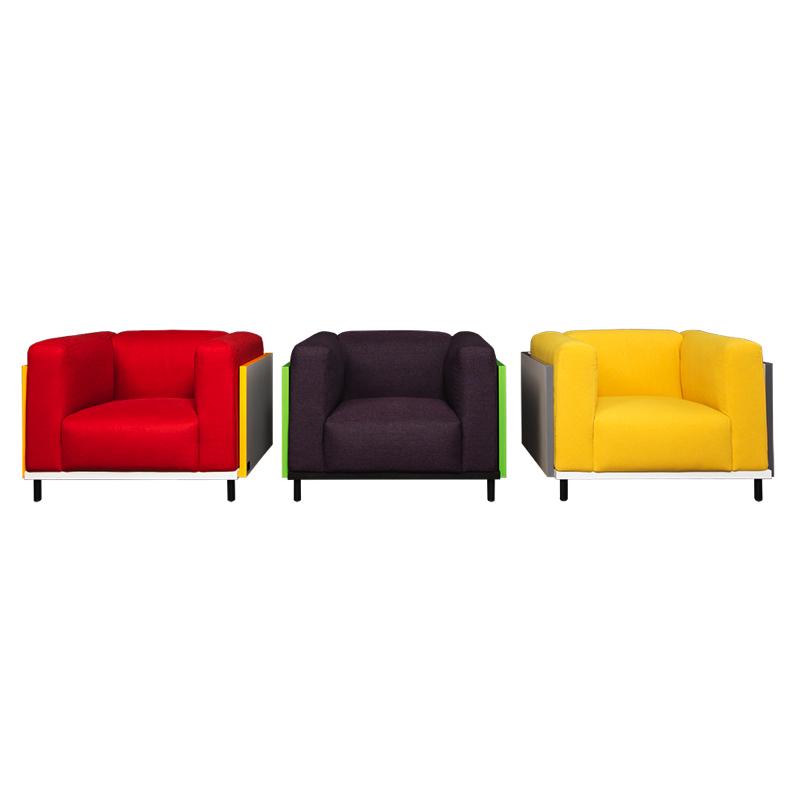 EVANGELION 1P Sofa (2号機)