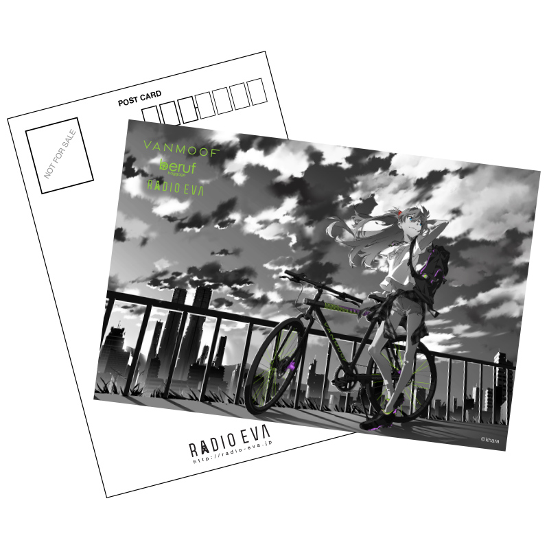 EVA STREAMLINE SHOES by beruf×Fobs (アスカモデル)
