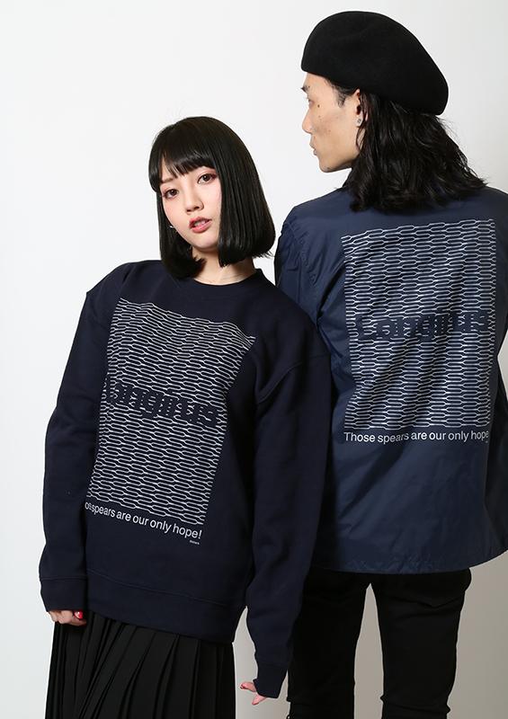 Longinus Art Sweat (ブラック)