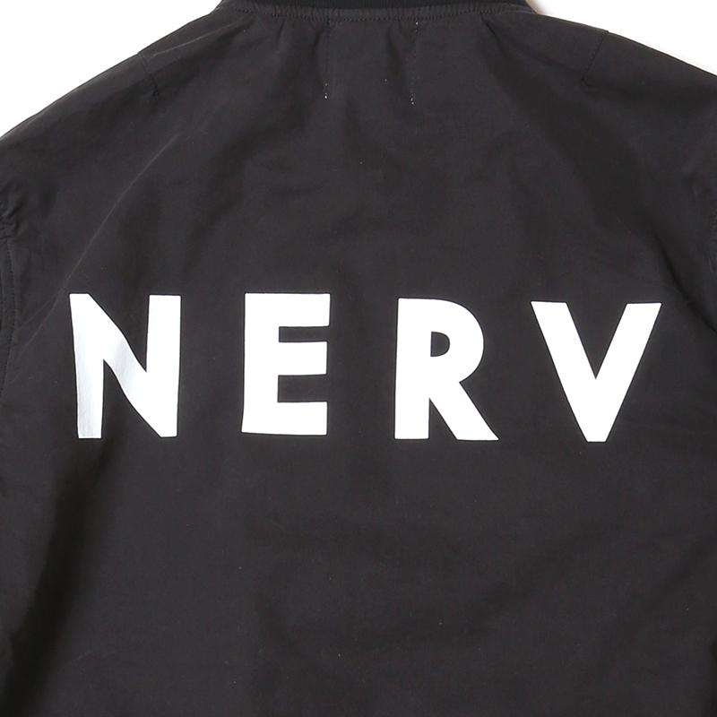 NERV Light MA-1 JACKET (BLACK)