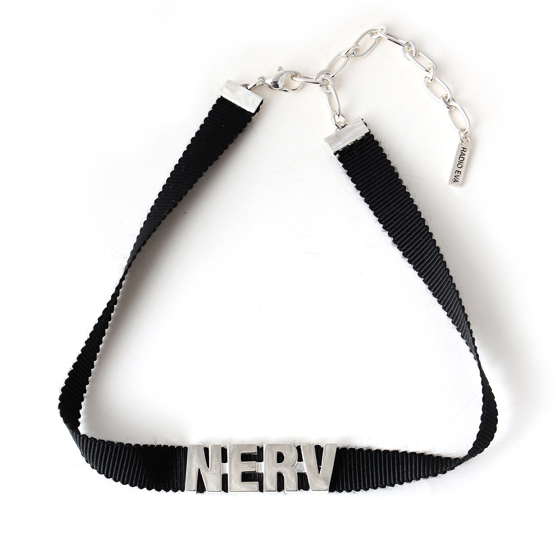 NERV Choker (SILVER)