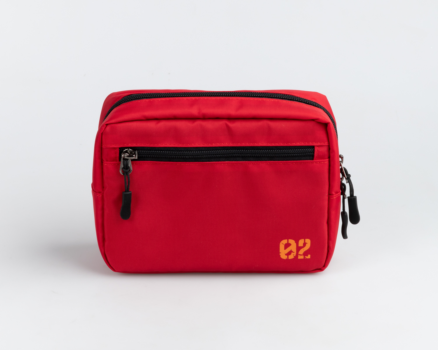 EVANGELION CORE 3WAY BAG in GADGET CASE by FIRE FIRST (EVA-00 MODEL)