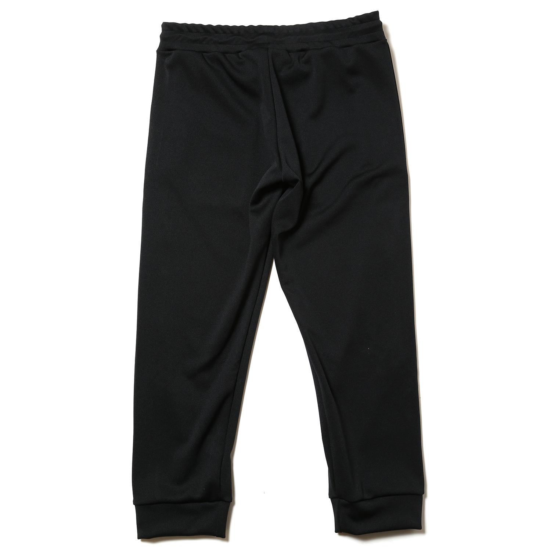 EVANGELION LINE TRACK PANTS (ブラック×ブラック)