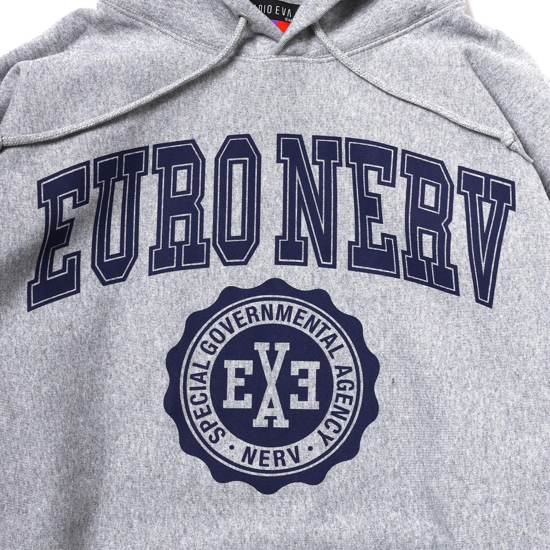 EURO NERV COLLEGE Parka (GRAY)