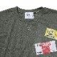 Back Stage Pass French Sleeve T-Shirt (OLIVE)