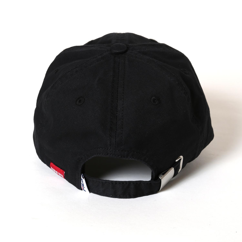 FILA BASIC CAP EVANGELION LIMITED (BLACK(ASUKA))