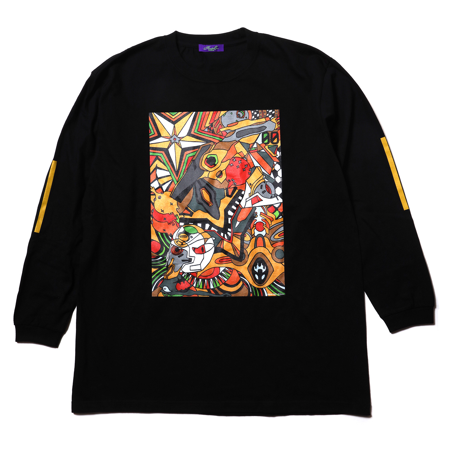EVA Abstract Art Cutsew (零号機)