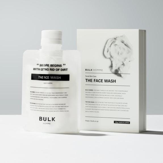 RADIO EVA×BULK HOMME Tote Bag + THE FACE WASH SET (TEST TYPE-01)