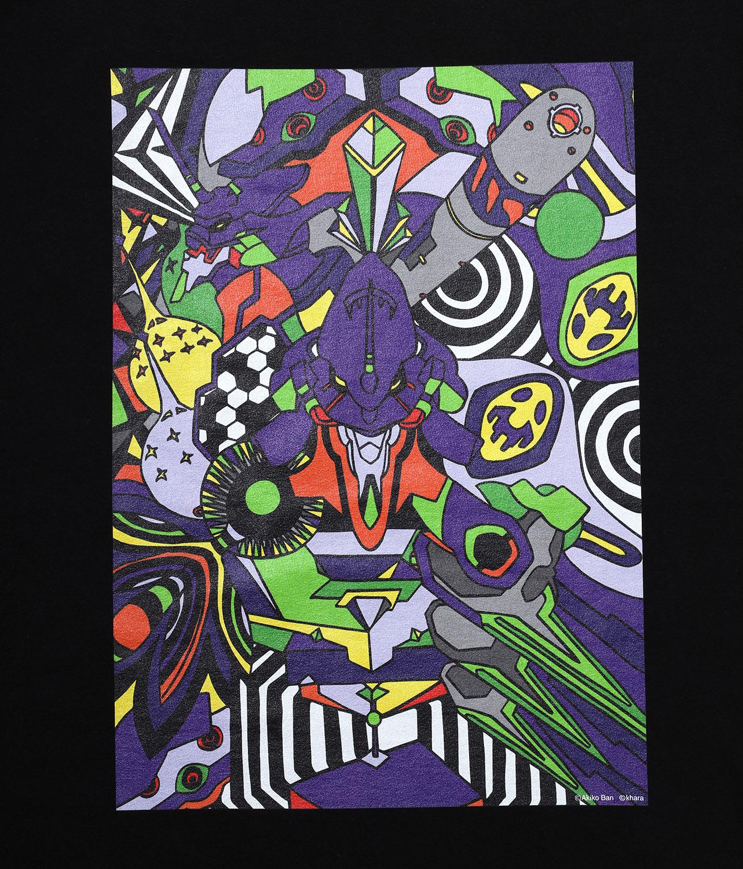 EVA Abstract Art Cutsew (初号機)