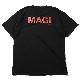 MAGI SYSTEM BIG T-Shirt (BALTHASAR(ブラック))