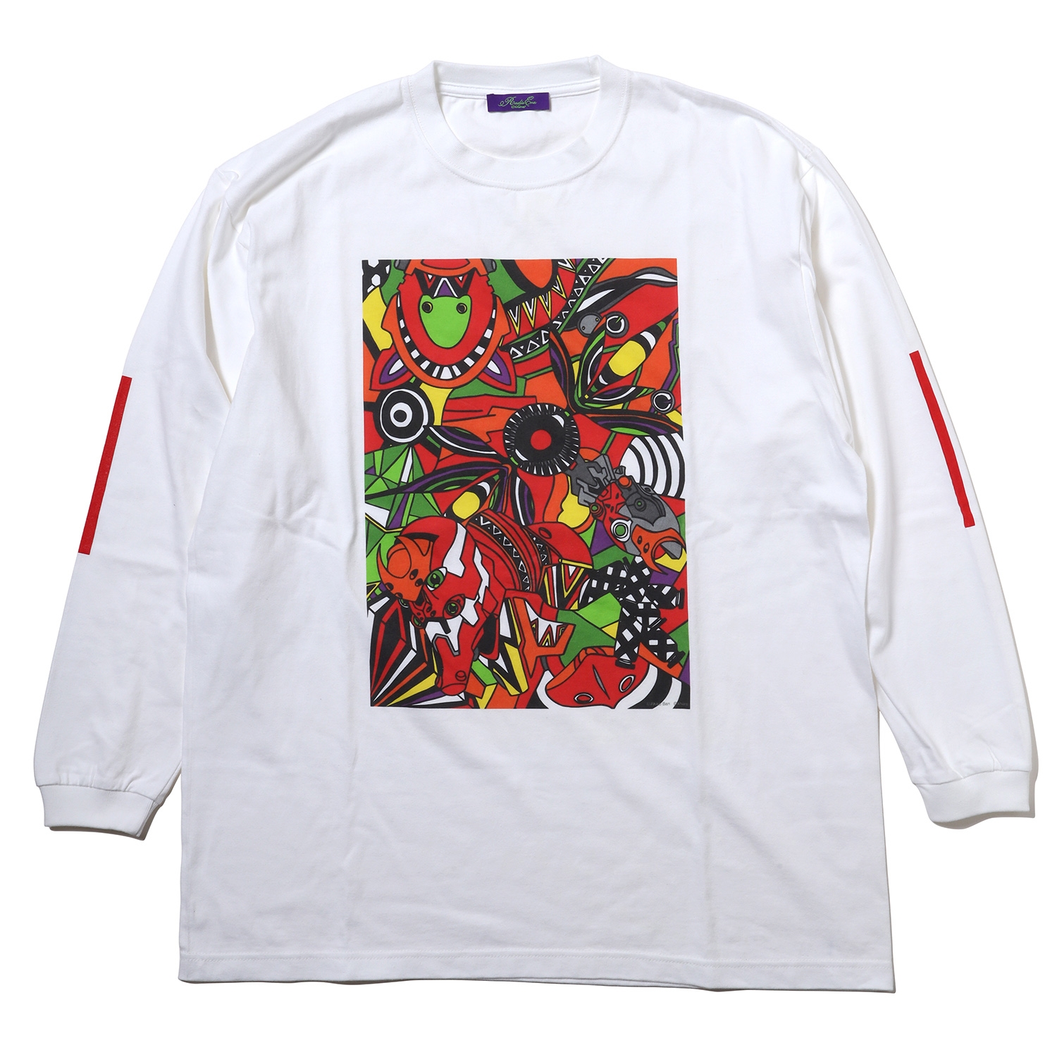 EVA Abstract Art Cutsew (2号機)