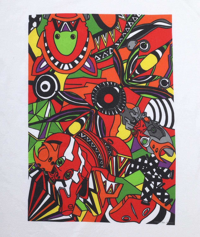 EVA Abstract Art Cutsew (2号機)
