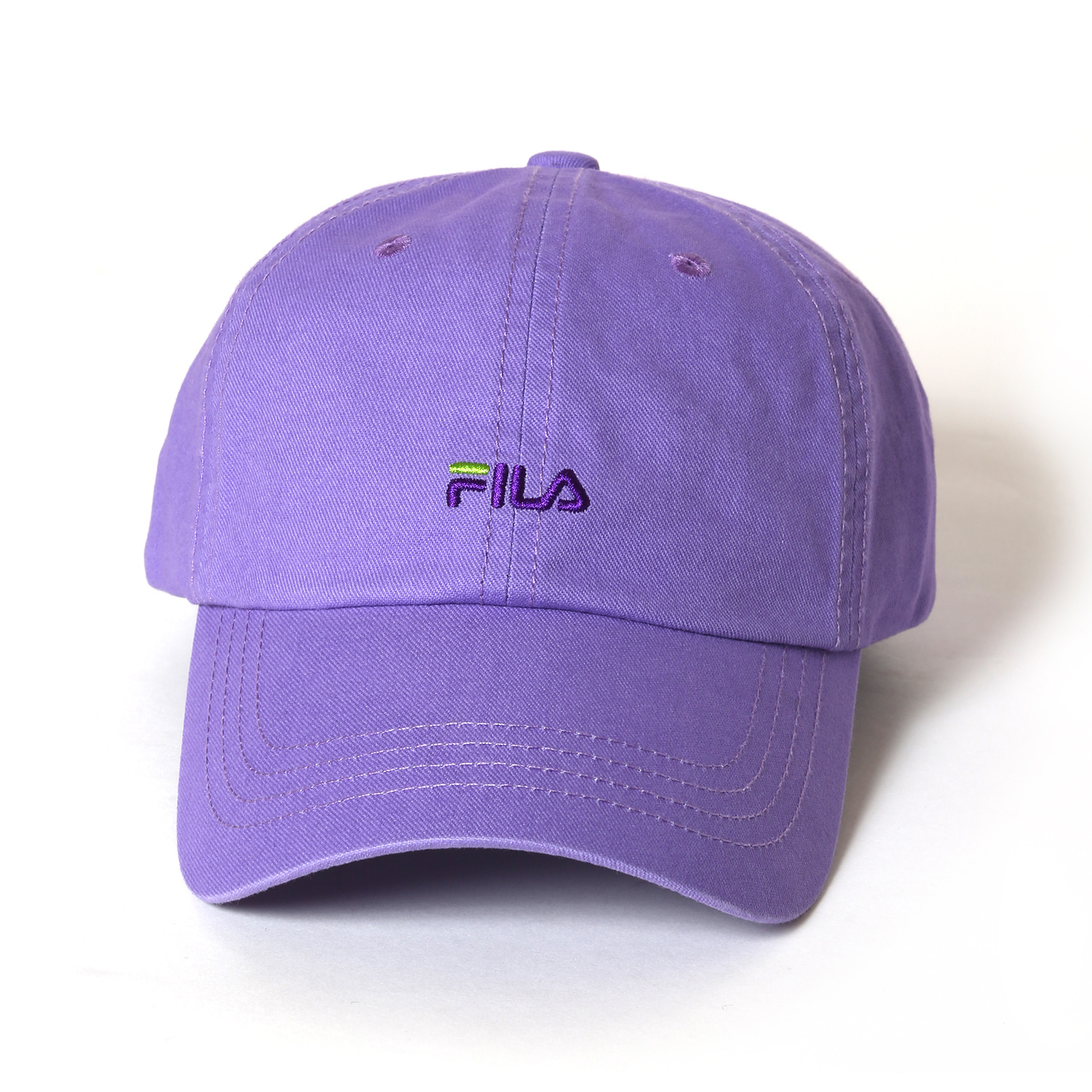 FILA BASIC CAP EVANGELION LIMITED (PURPLE(EVA-01))