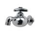 単水栓 こぶとりGさん (かわいい 横水栓 G1/2ネジ仕様)