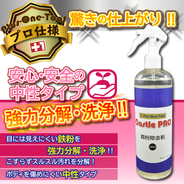 CP-02 鉄粉除去剤