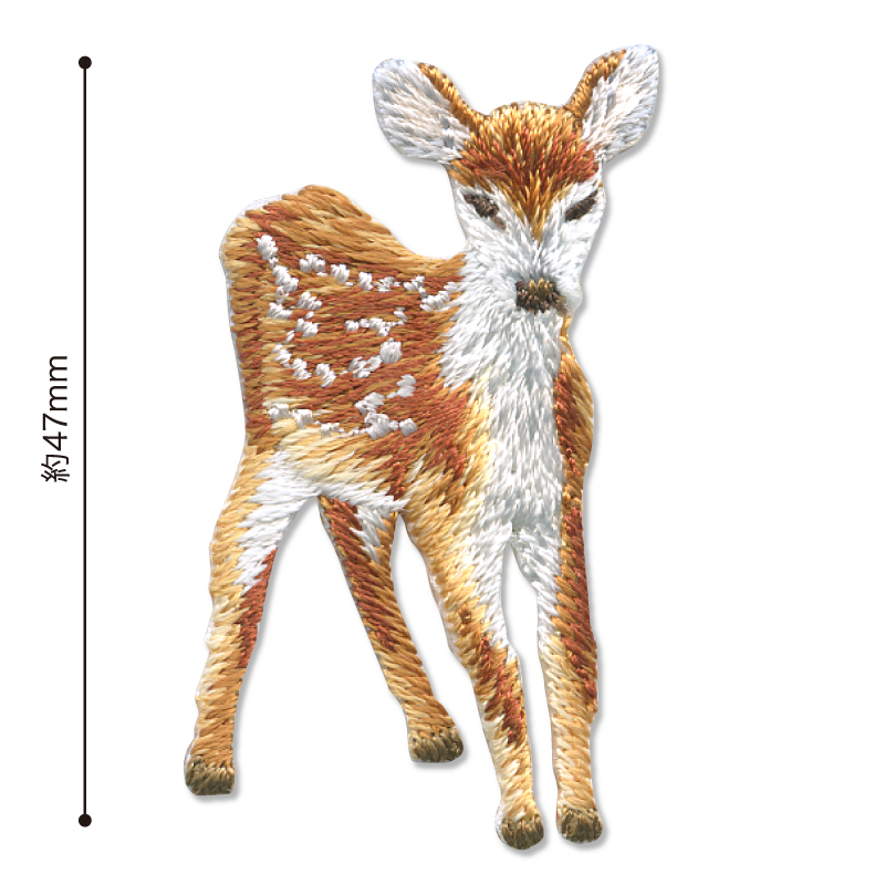 70427 チュラルワッペン「バンビ」