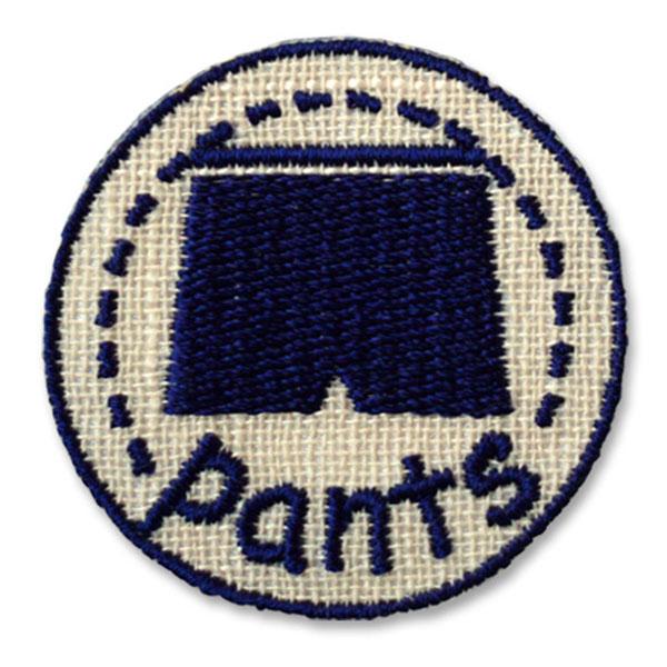 23355 目印マークのワッペン (体操服・パンツ)