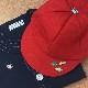 パイオニアWEBサイト限定デザイン RDO-51「僕の私のマークワッペン 5枚入り」☆「宇宙」園グッズ・スクールグッズのデコに最適