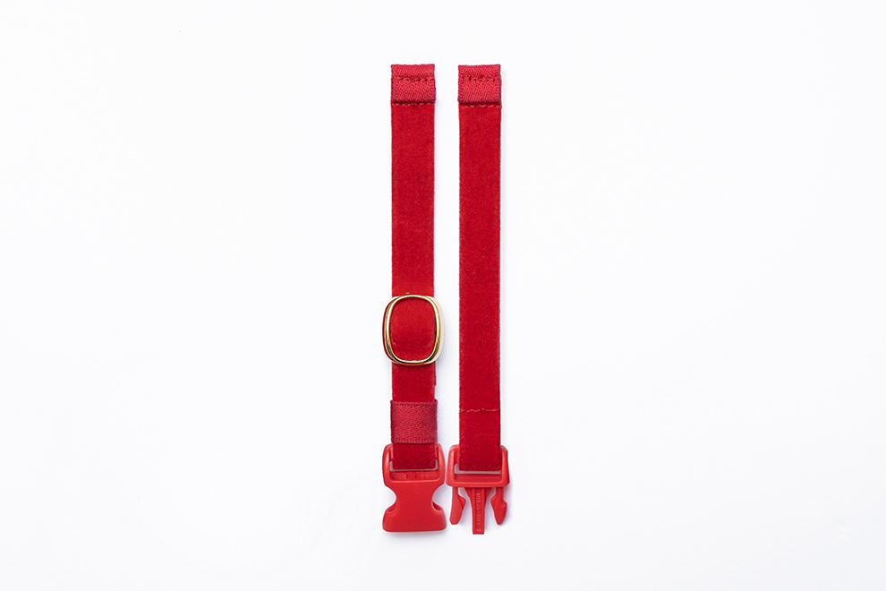 Catlog Belt (単品) レッド