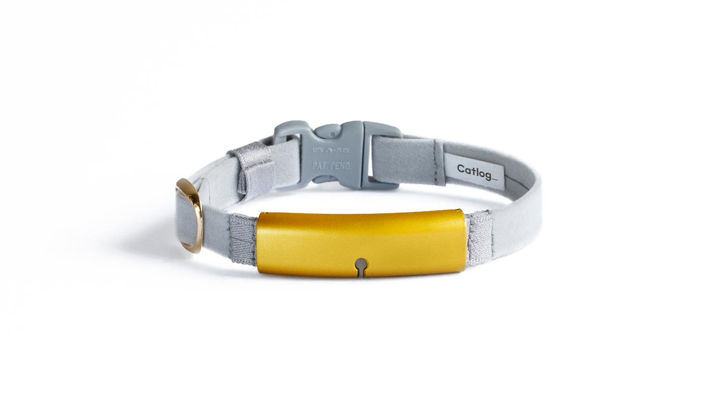 Catlog Belt (単品) グレー