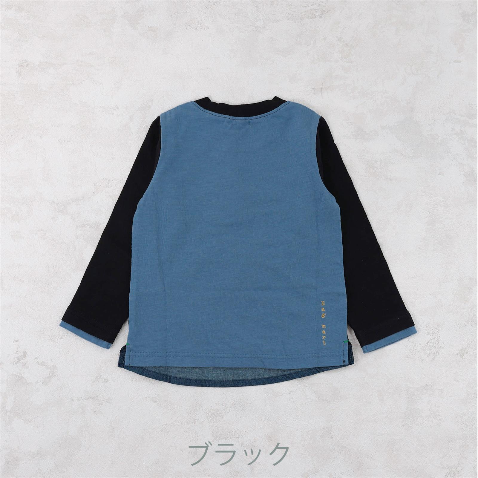 電車モチーフTシャツ