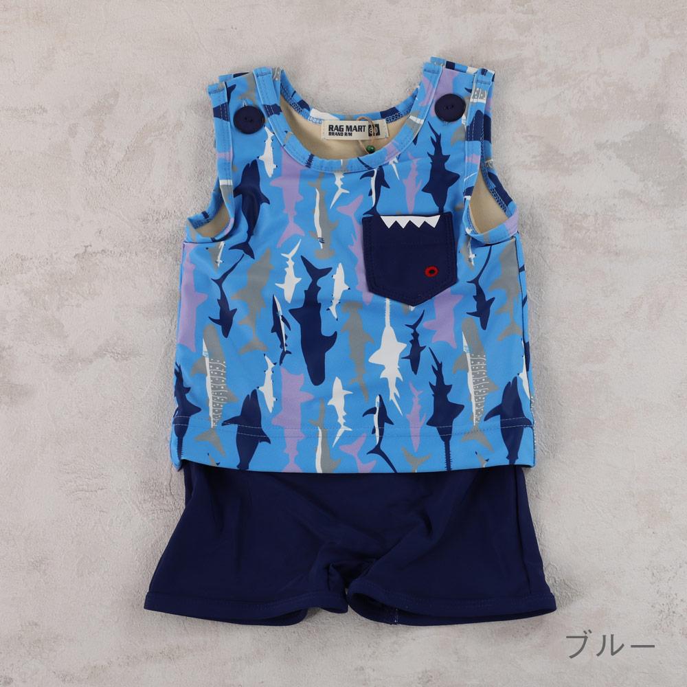 グレコ水着 サメ柄