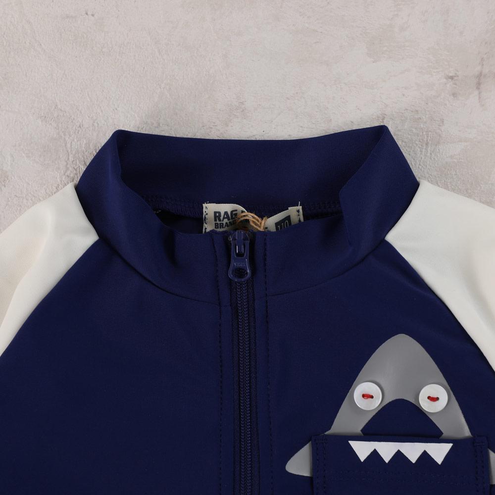 【セール】ラッシュガード 水着 サメ