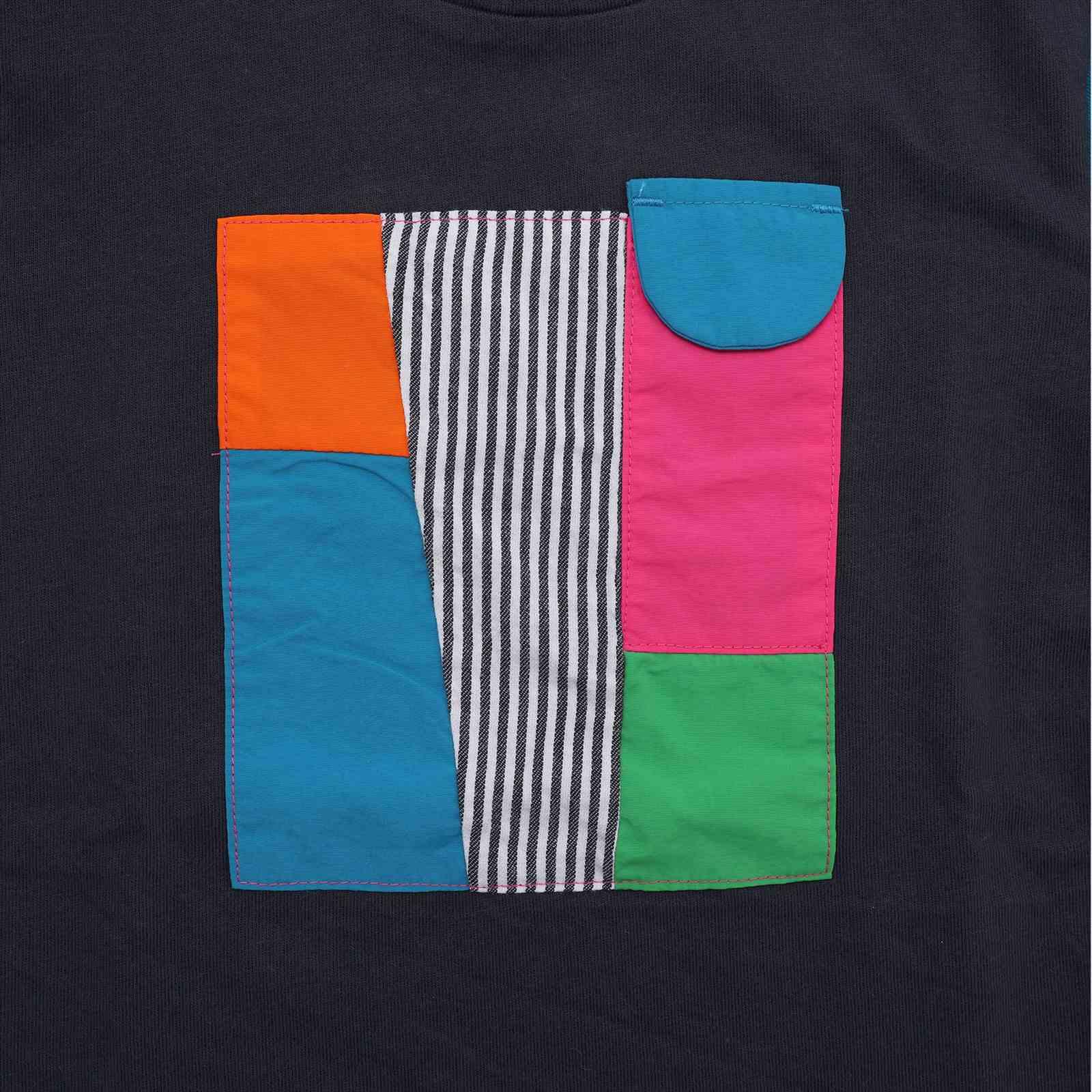キャンプ 長袖Tシャツ