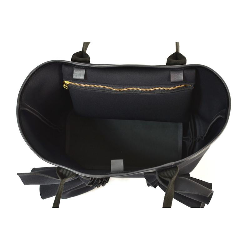ネイプルズ ラッフルトートバッグ-Sサイズ- TT-288-S