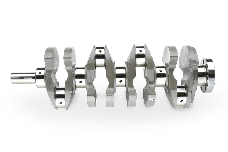鍛造ビレットフルカウンタークランクシャフト 4B11 EVO10 2.3 98.0mm