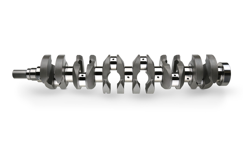 鍛造ビレットフルカウンタークランクシャフト RB26DETT 2.6 73.7mm