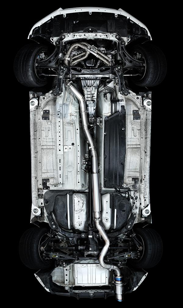 R.S.E フルチタンマフラー  トヨタ/スバル  86/BRZ/FRS FA20 Type 60R RB6090-SB03B