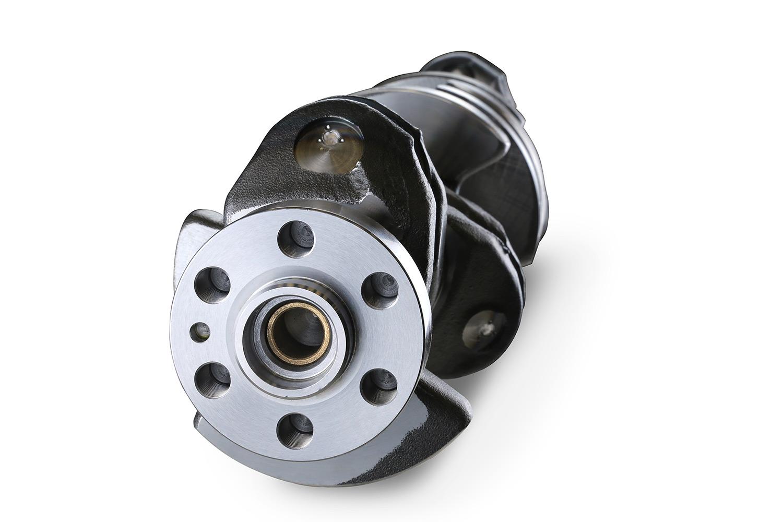 鍛造8カウンタークランクシャフト RB26DETT 2.8 77.7mm