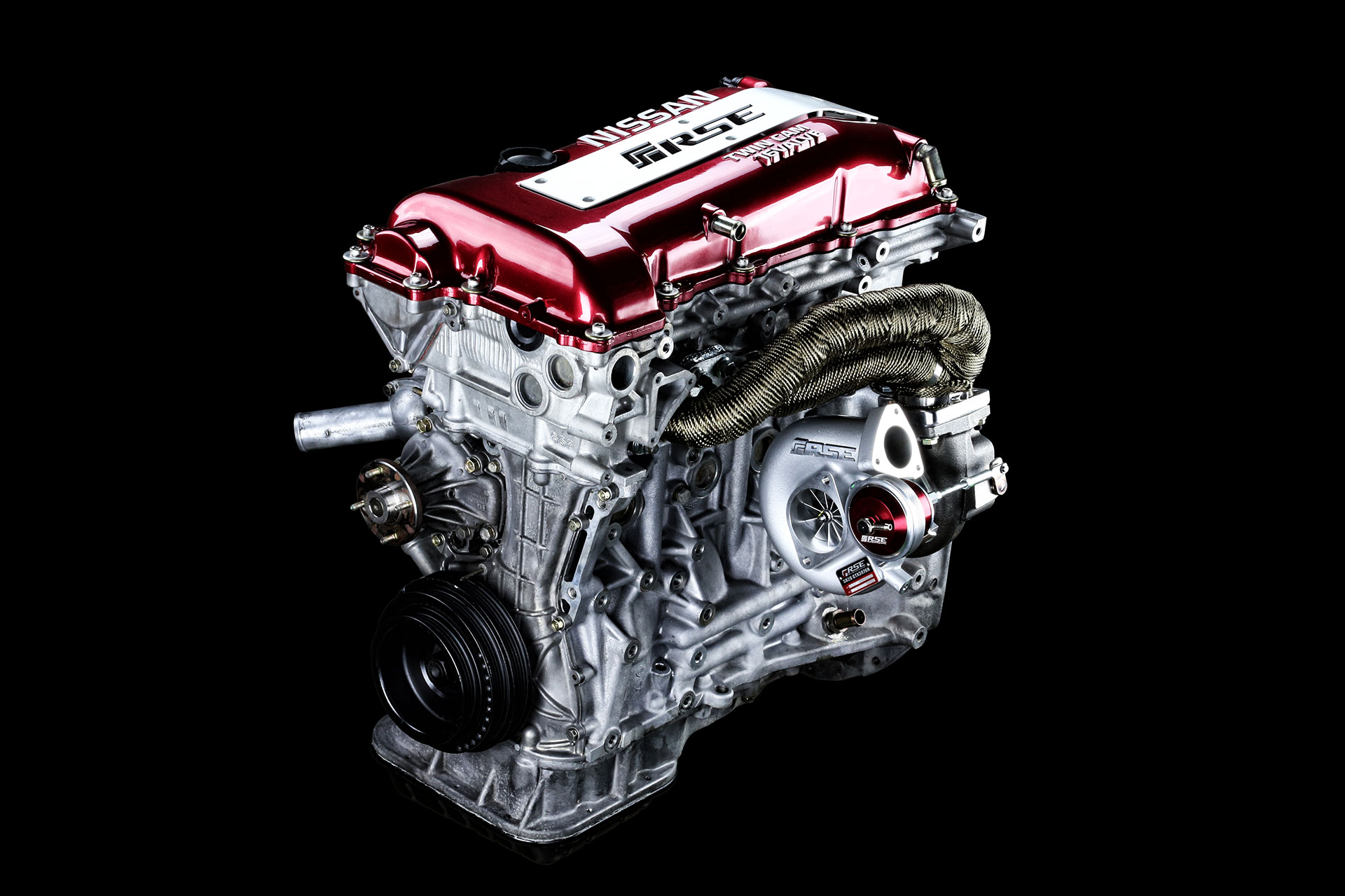R.S.E  ターボチャージャーキット  日産  SR20DET GTX3076R  RB402A-NS08A