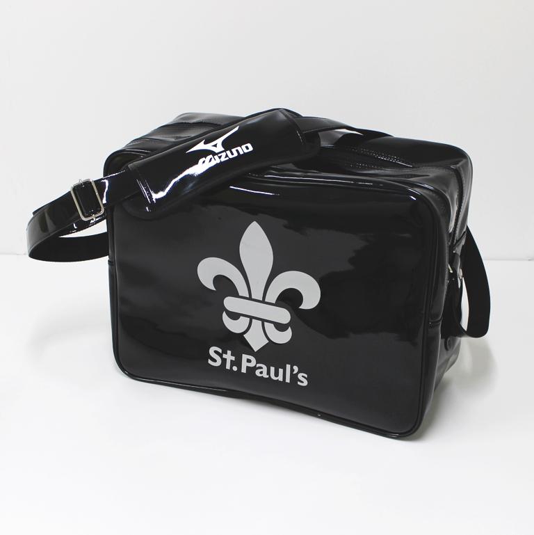 エナメルスポーツバッグ