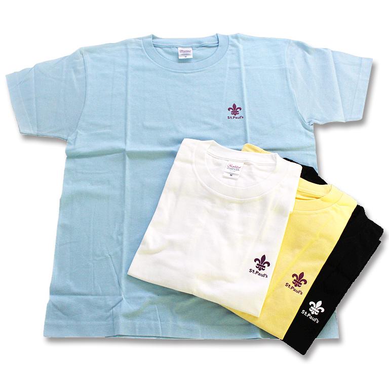 ユリワンポイントTシャツ