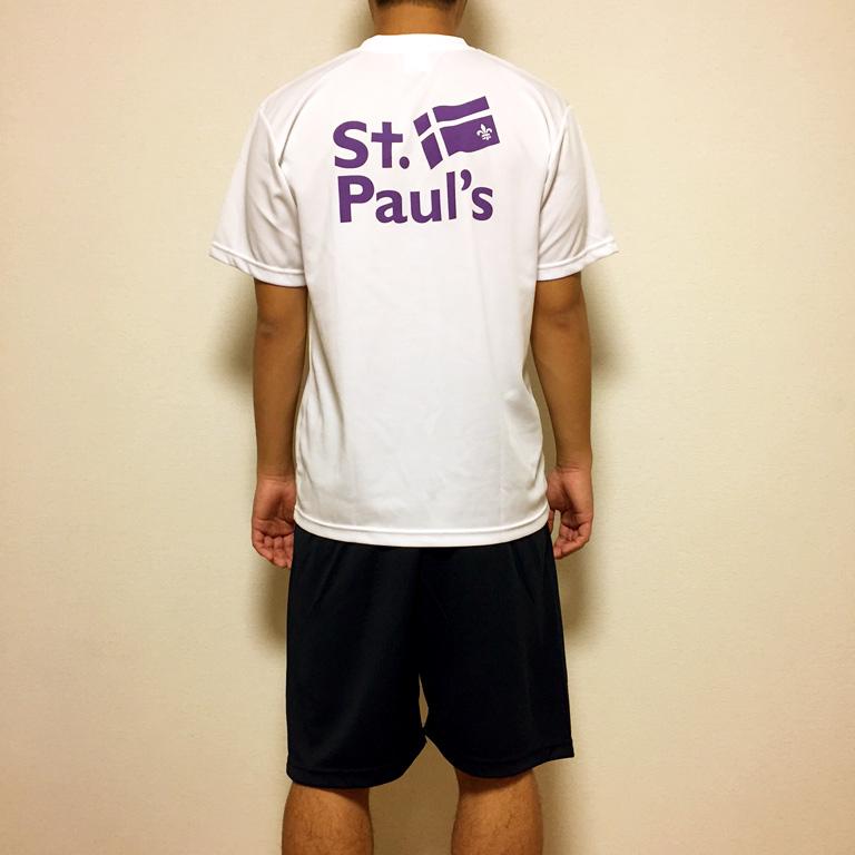 セントポールズフラッグ Tシャツ