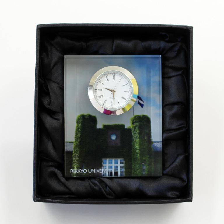 クリスタル時計(本館)