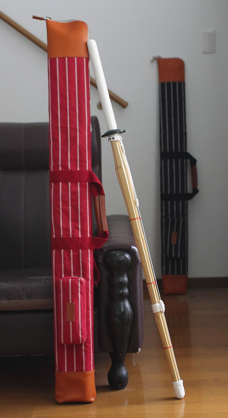 竹刀ケースA ネイビー