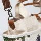 世界自然遺産登録記念 お散歩バッグ限定バージョンレザープラス / pokke104デザイン