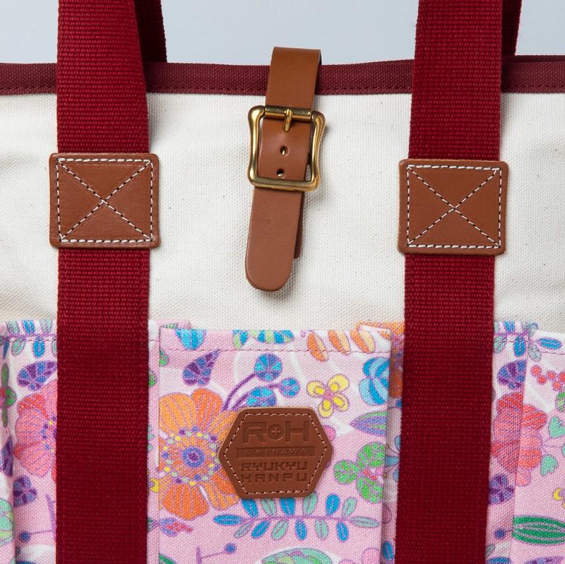 サワニコさんのクラフトマンバッグ