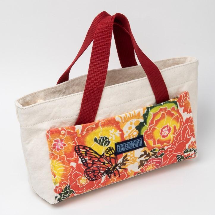 優香さんのバッグインバッグ/バタフライ