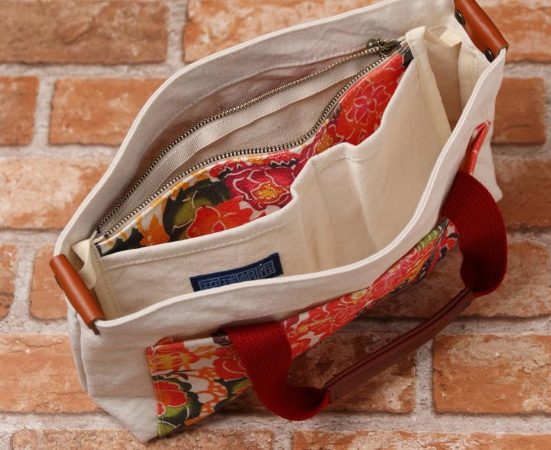 優香さんのバッグインバッグ/プラス